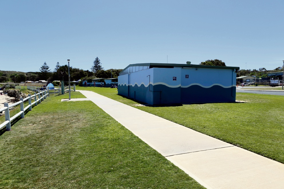 The Shire of Gingin will add a Changing Places facility to ablutions in Guilderton.