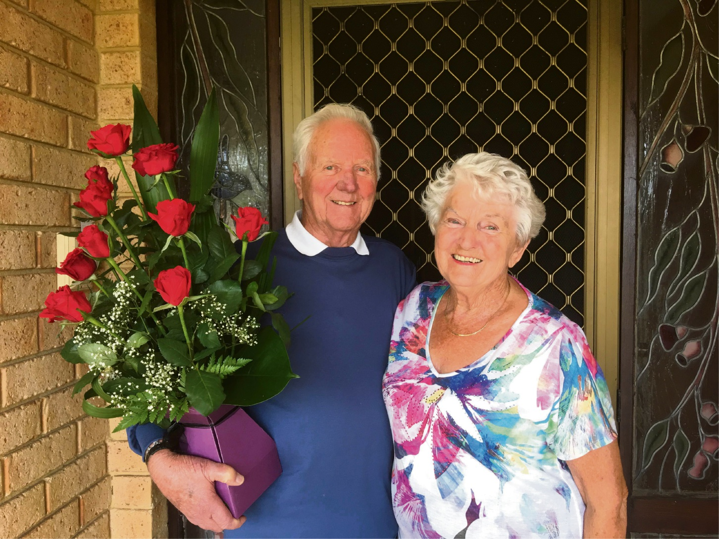 Mal and Alma Dempsey celebrated their 60th wedding anniversary recently.