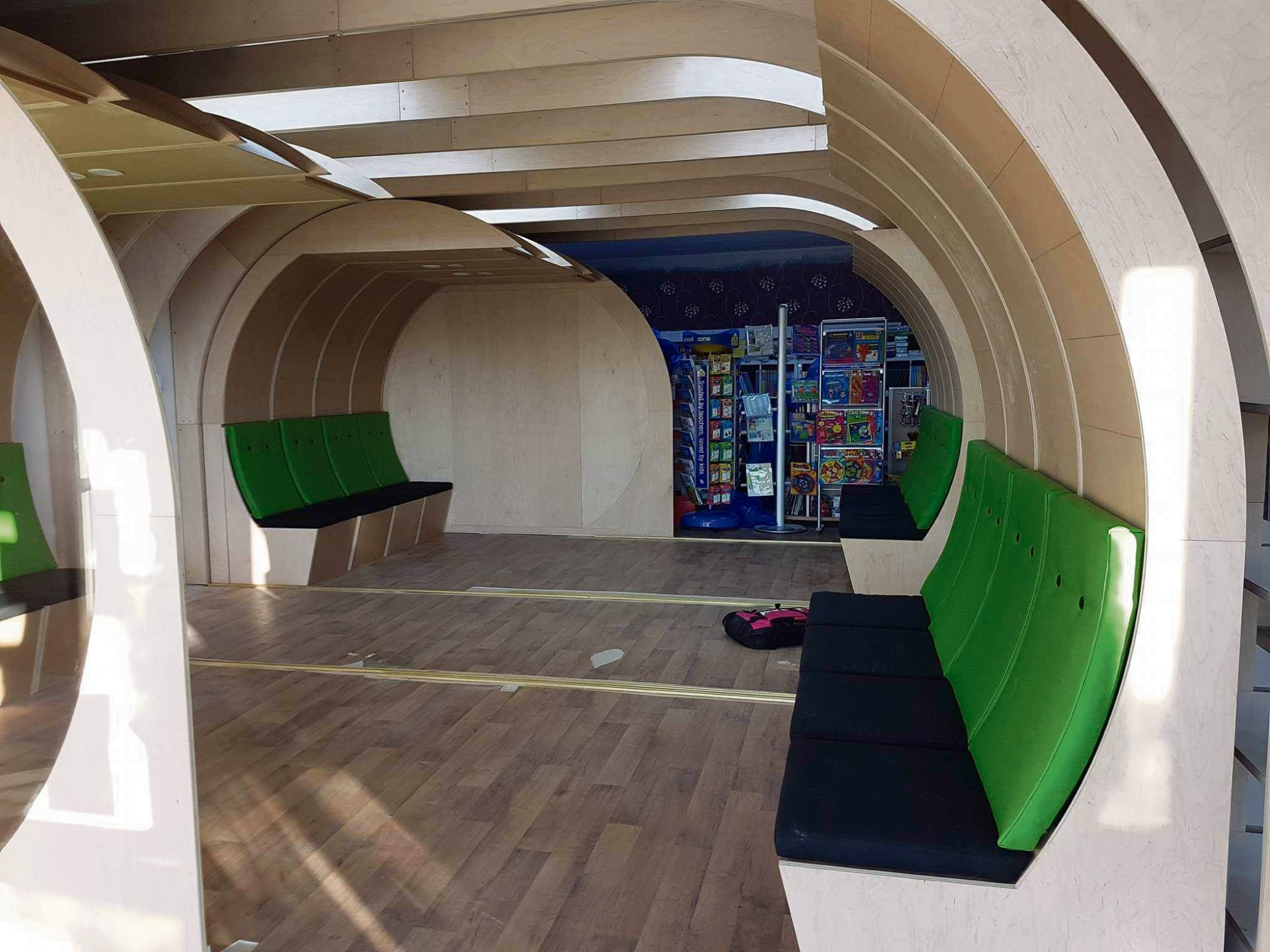 The Learning Pod is a funky centre offering kids a fun place to develop their learning skills.