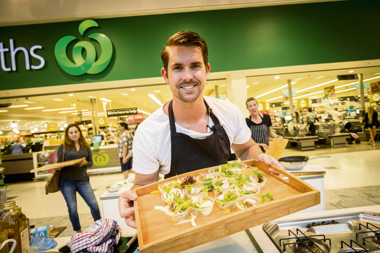 Olympian Eamon Sullivan shares his favourite Easter recipes