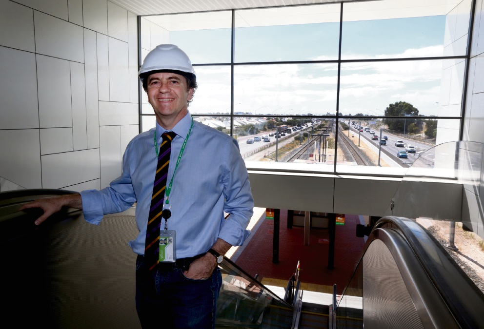 Aubin Grove train station ready for opening