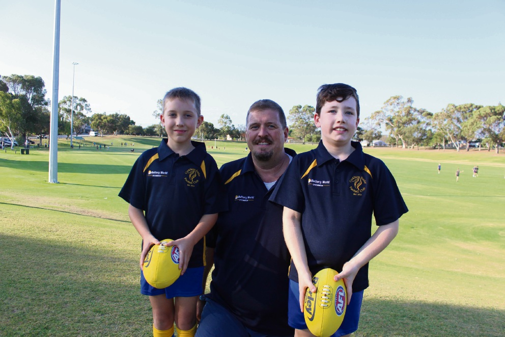 Cockburn club on the lookout for new juniors