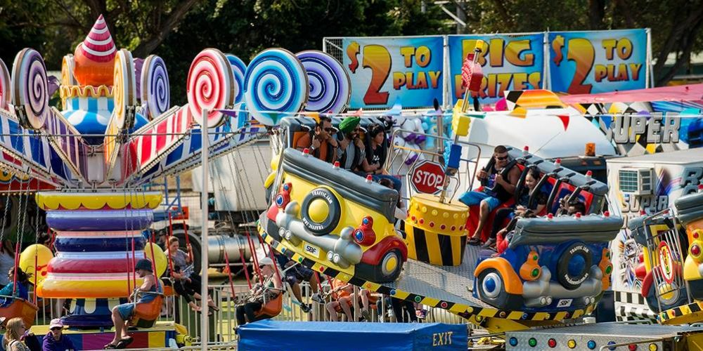 The Kids Big Carnival in Wanneroo this weekend