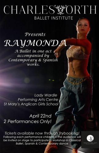 Charlesworth Ballet Presents: Raymonda in One Act