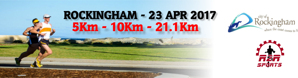 5km, 10km and half-marathon in Port Kennedy this Sunday