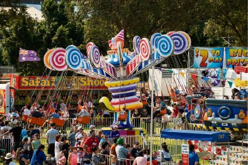 The Big Kids Carnival is rolling into Wanneroo for the school holiday break.