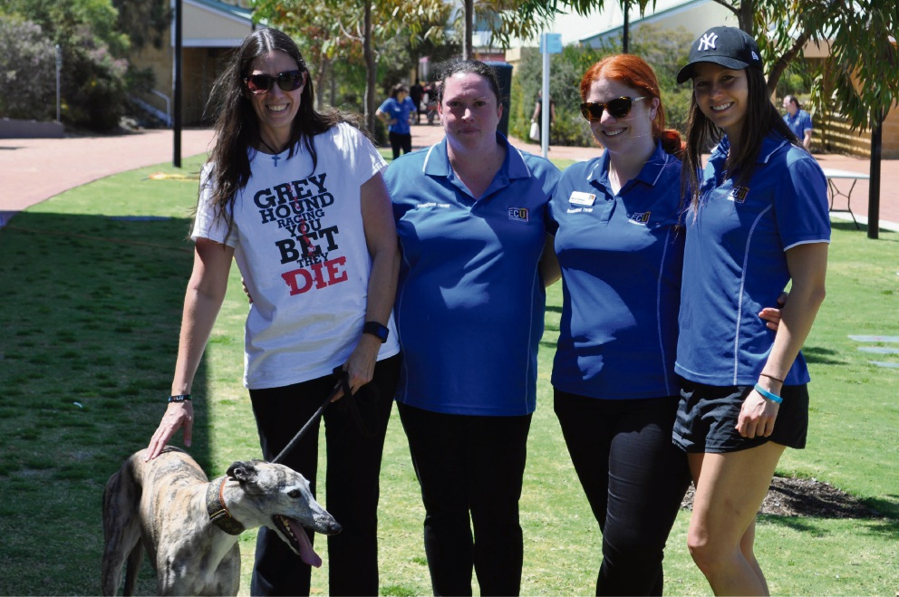 Mental Health Week activities help ECU Joondalup students chill out