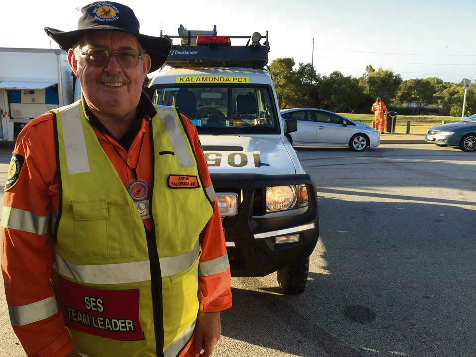 Kalamunda SES on the lookout for more volunteers