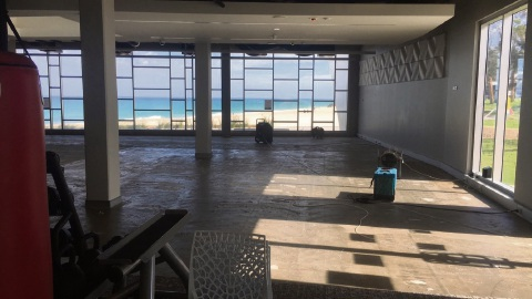 City of Perth Surf Life Saving Club to be without gym until mid-March after flooding