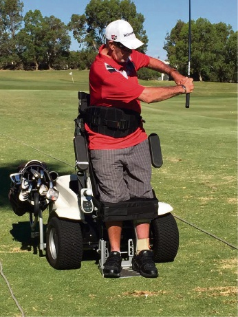ParaGolfer: empowering Mandurah golfer living with disability