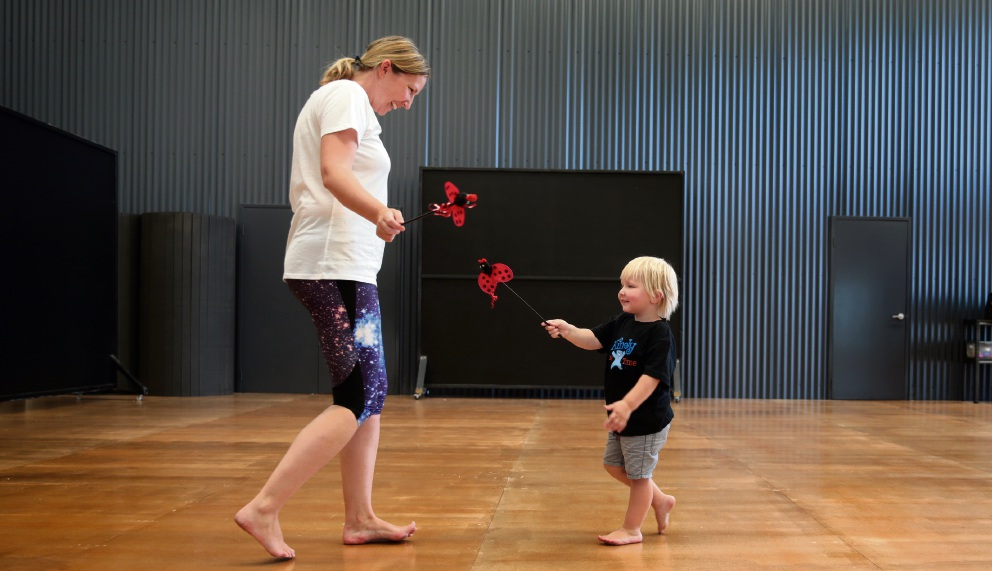 Banksia Grove boy who overcame cancer odds wins dance scholarship for Kindy Dance Time