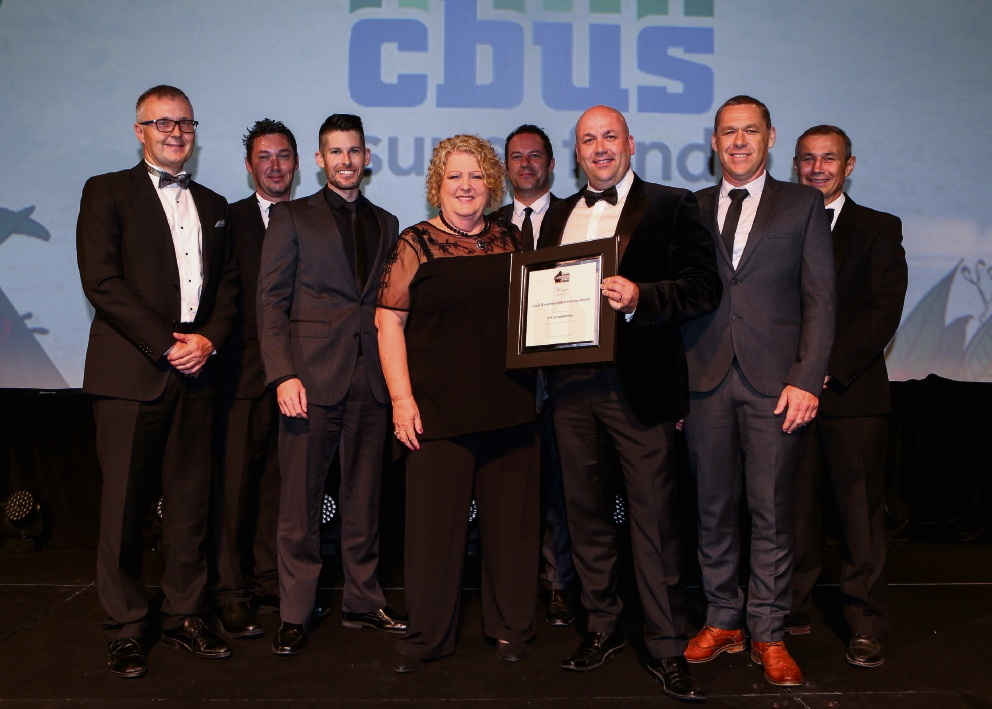 Wanneroo wins Master Builders' Local Government Best Practice award