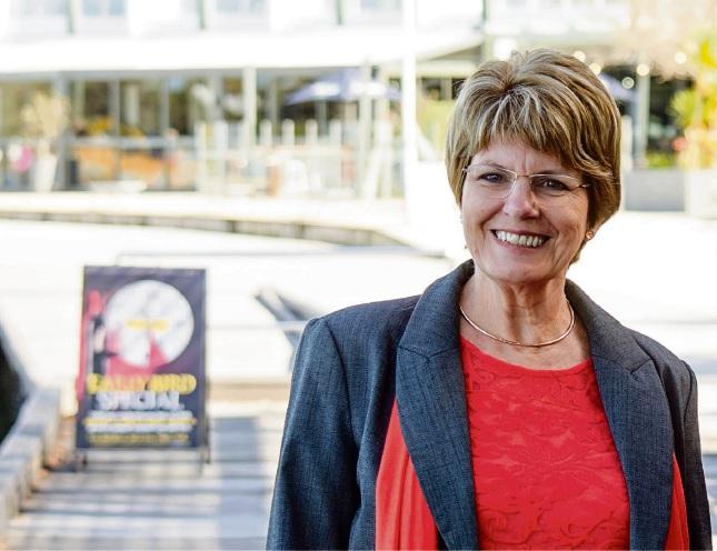 Local businesswoman Pauline Bright featured in Extraordinary book