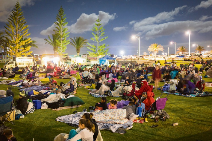 Seaside Cinemas returns to Jindalee this Saturday.