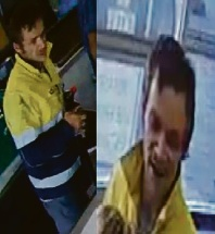 Police released this CCTV image of a man they believe can help them.