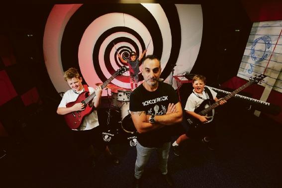 New school set to rock Perth music education