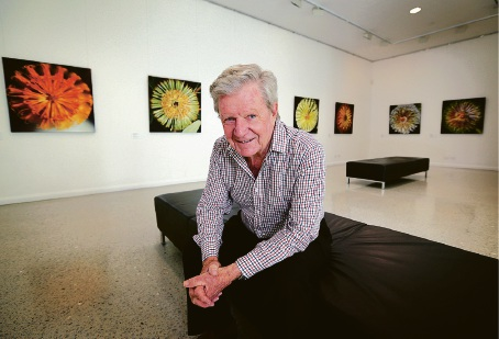 John Maloney of Trigg has an exhibition at the Ellenbrook Arts gallery from February 6 to March 5. Picture: David Baylis