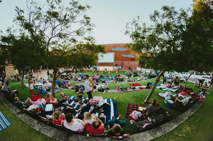 Free outdoor movie series returns to Wanneroo in January