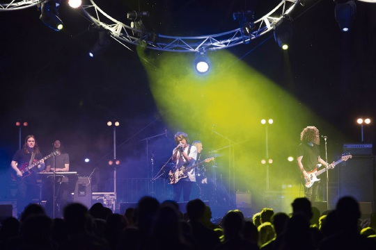 City of Wanneroo Presents a sell out as crowd enjoys British India