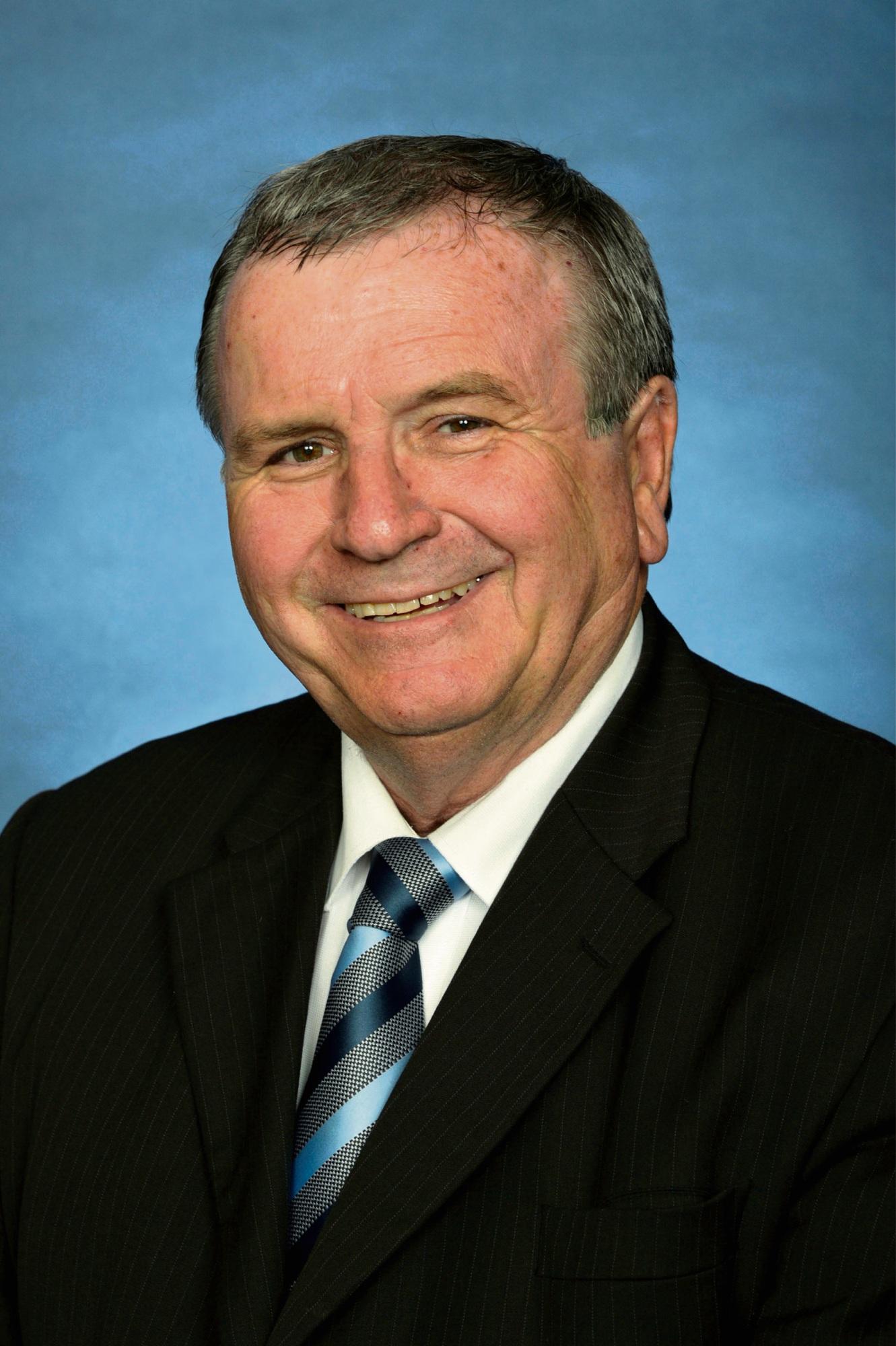Councillor Terry Kenyon.