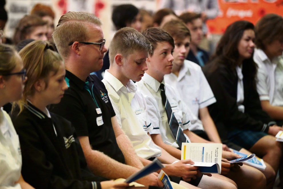 Pearce Young Leaders Forum: leaders of tomorrow get inspired by Julie Bishop