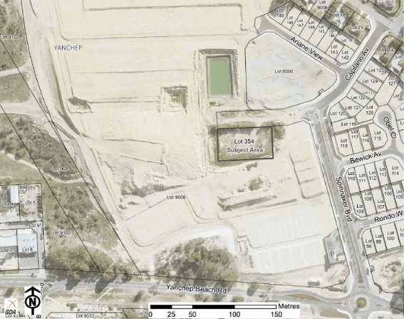 There is a proposal to rezone Yanchep's former wastewater treatment plant for urban development.