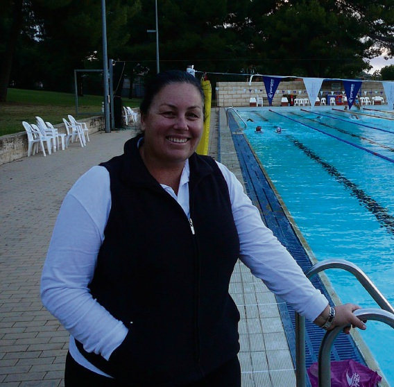 Tamara Bruce is excited to be inducted into the International Marathon Swimming Hall of Fame.