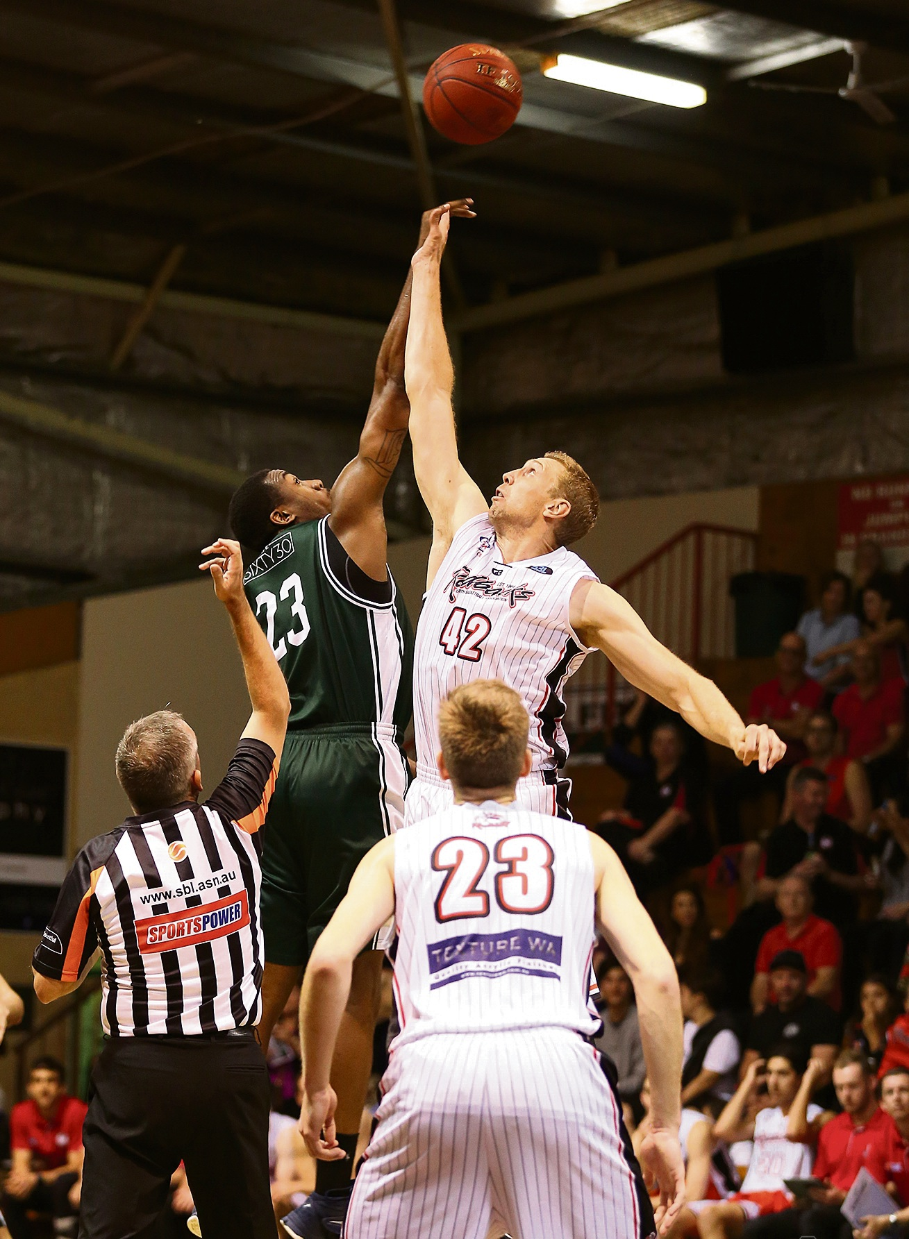 Former Perth Wildcat champion Shawn Redhage has been key to Perth Redbacks fortunes. Picture: Michael Farnell/sportsimagery.com.au