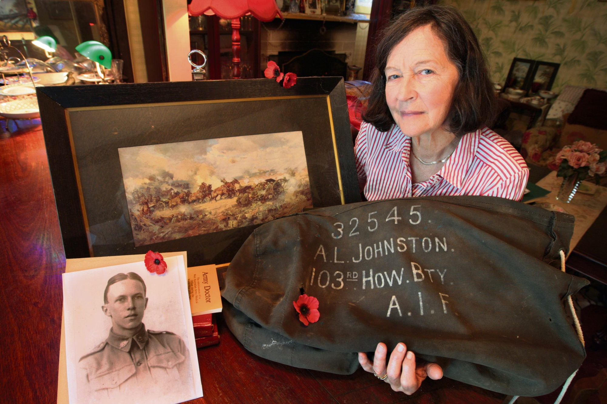 Anzac Day: Chidlow resident recalls dad's time in WWI