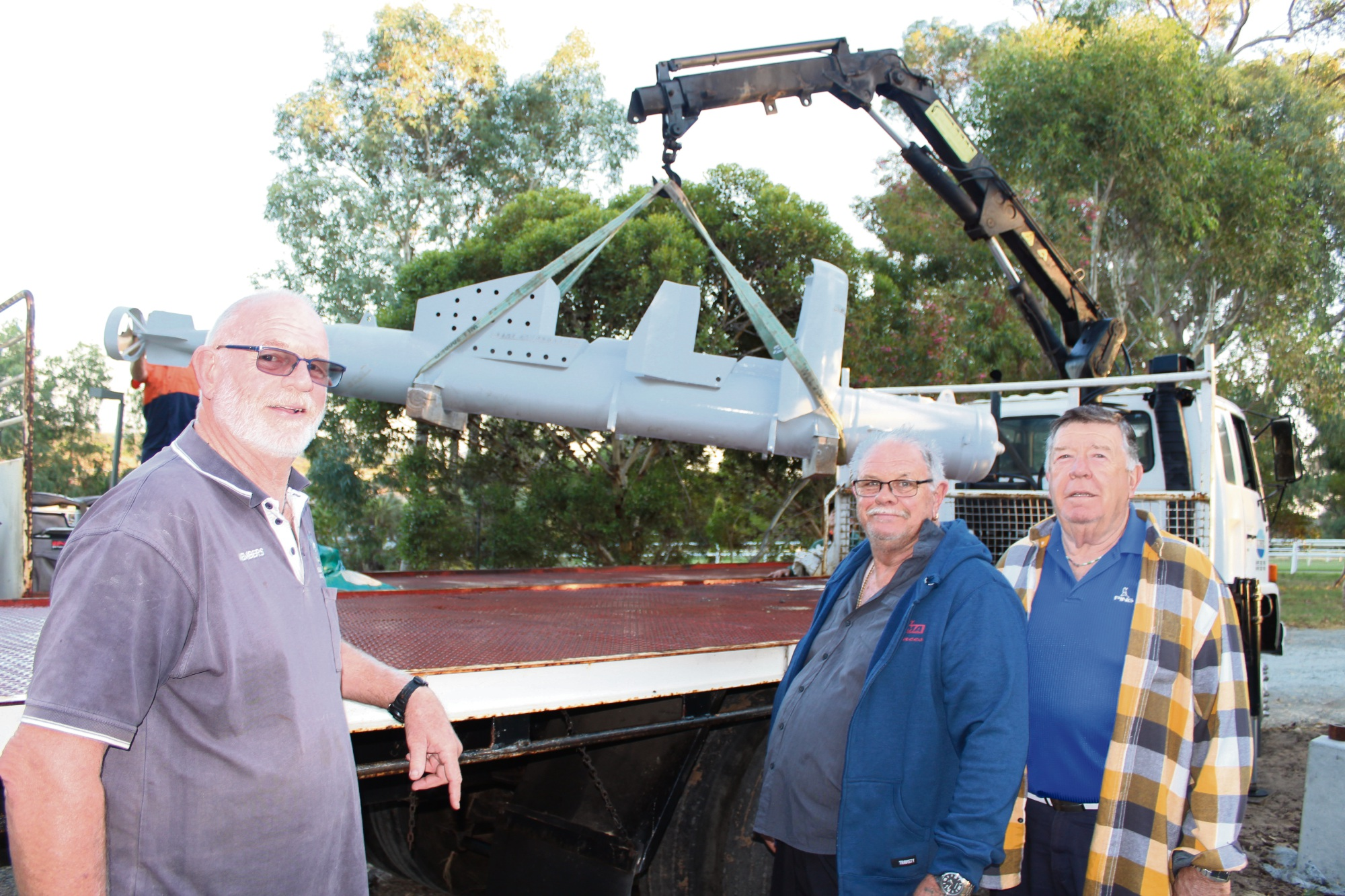 Baldivis: replica mini sub to be unveiled at Totally and Partially Disabled Veterans Club of WA on Anzac Day