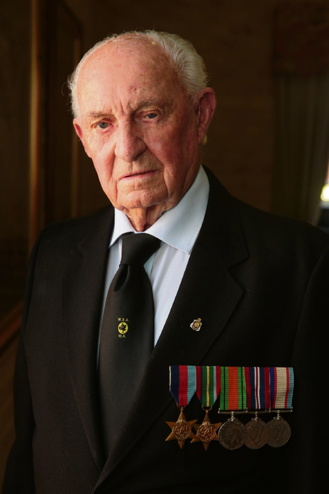 Merriwa Anzac veteran Len Snell served in Darwin during bombing