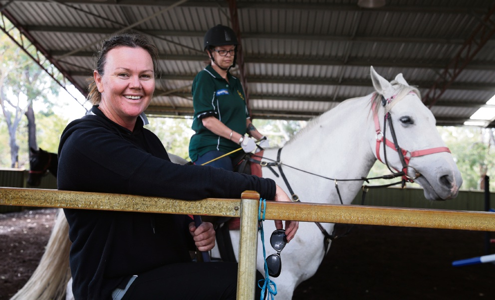 Riding for the Disabled Capricorn Centre celebrates 10 years in Pinjar with open day
