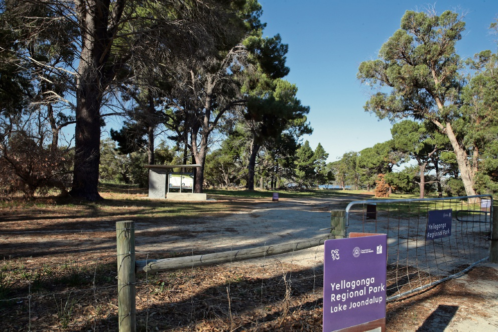 No community garden for Joondalup Drive