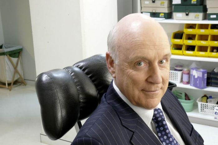 Comedian John Clarke. Picture: ABC.