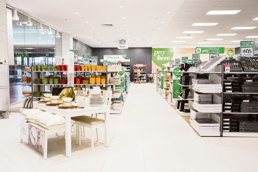 Harris Scarfe to open at Lakeside Joondalup this weekend