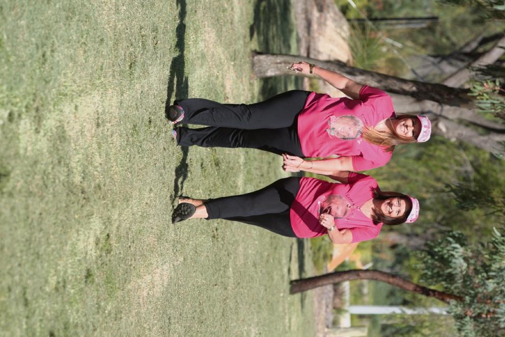 Walk for Women's Cancer: Vines resident taking strides in sister's memory