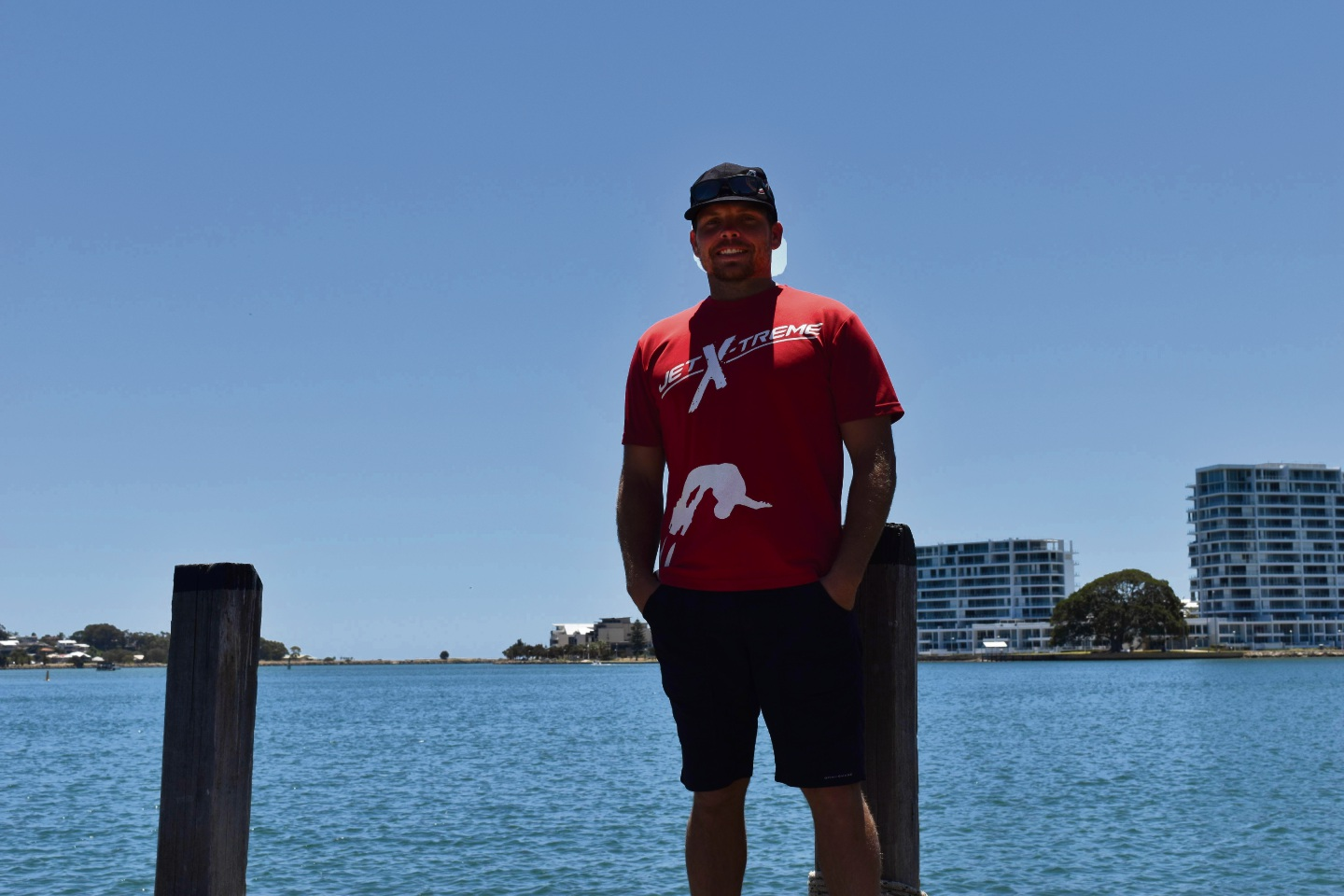Florida native and world number two hydro-flight athlete Ben Merrell to perform at Crab Fest