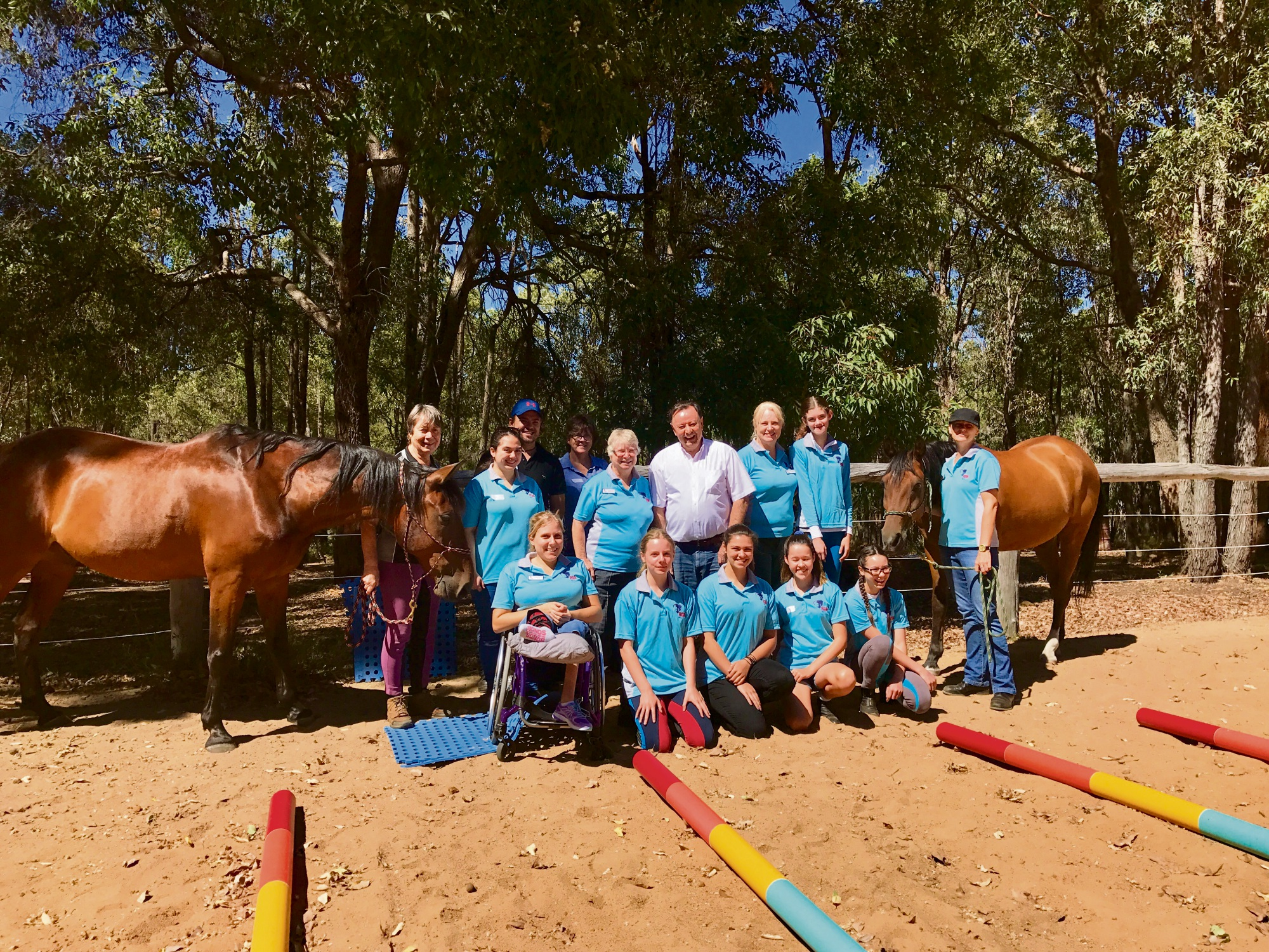 Sawyers Valley: new Riding for the Disabled school on the horizon