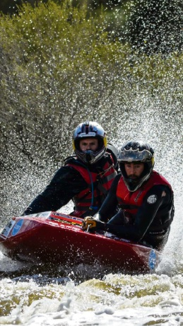Avon Descent adventurers love thrill of the race
