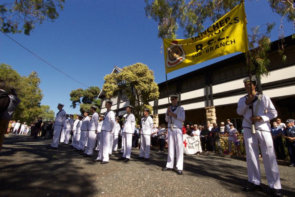 TS Marmion Australian Naval Cadets.