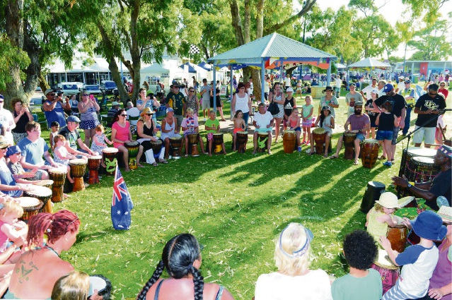 Victoria Park Arts Season to finish with Kent Street Karnival