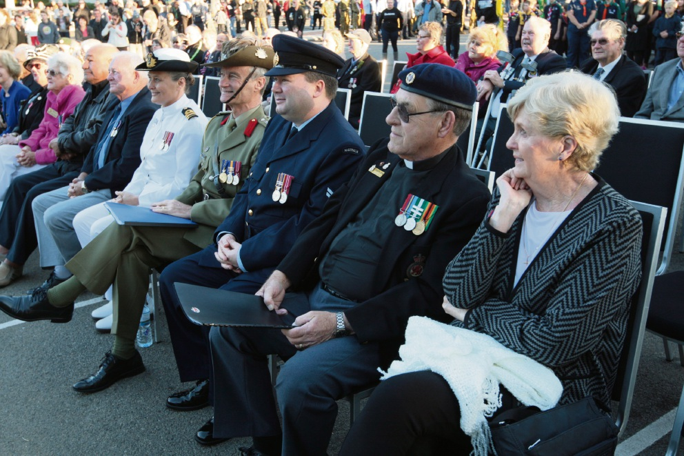 Wanneroo RSL's first Anzac Day dawn service surpasses expectations