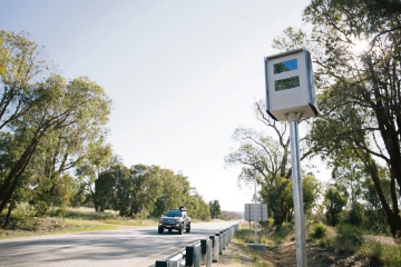 Wundowie red light camera welcomed by Road Safety Commissioner