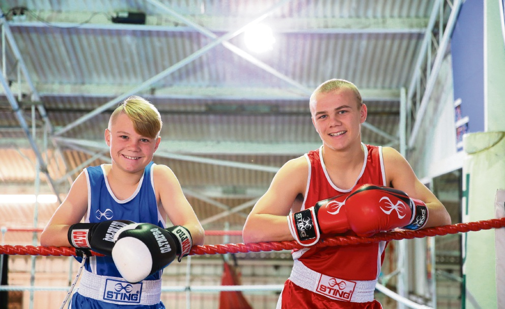 Bouting brothers from Tapping return golden from Australian Boxing Championships