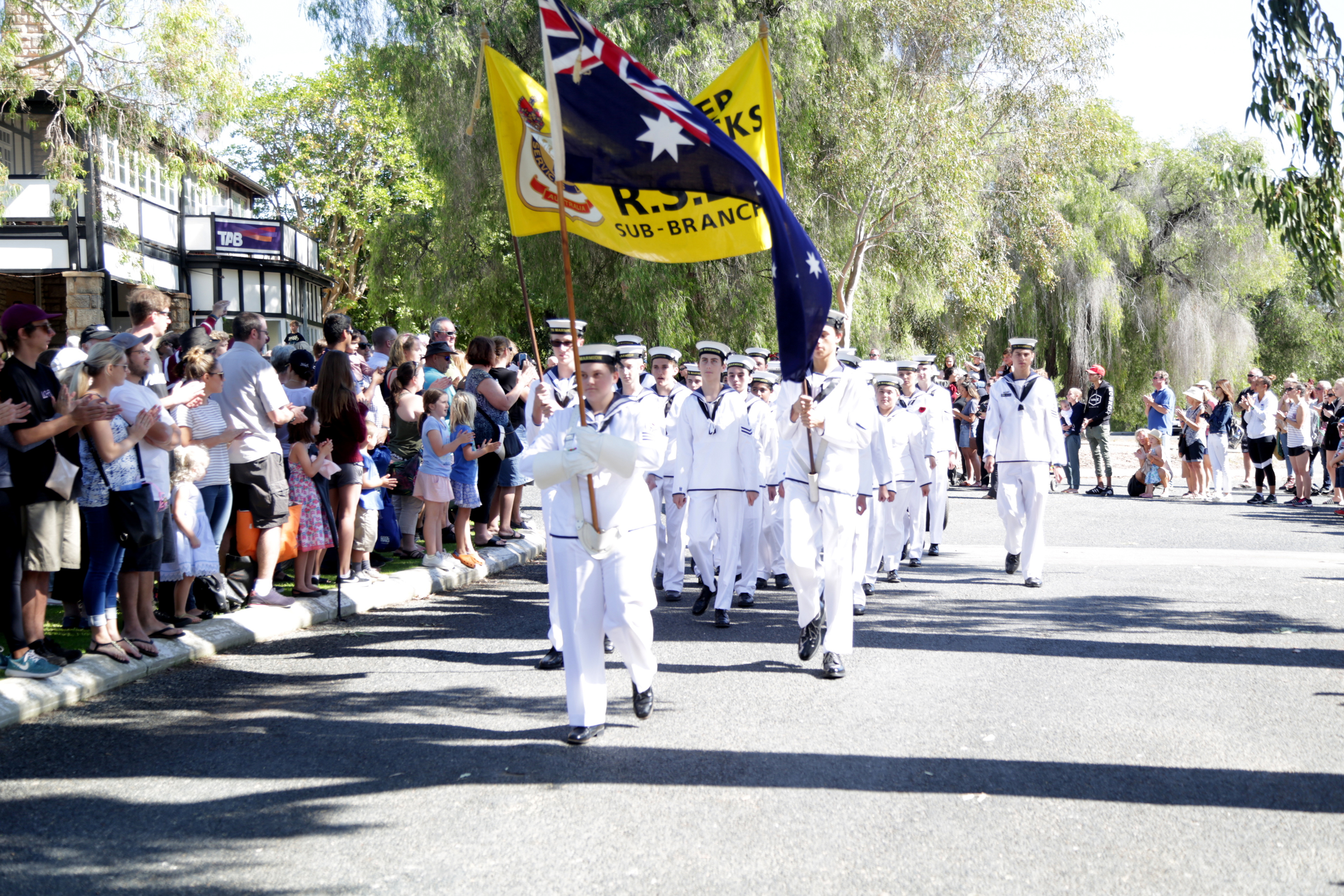 Spirit of Anzac Day in Yanchep captured by Outback Bob Photography