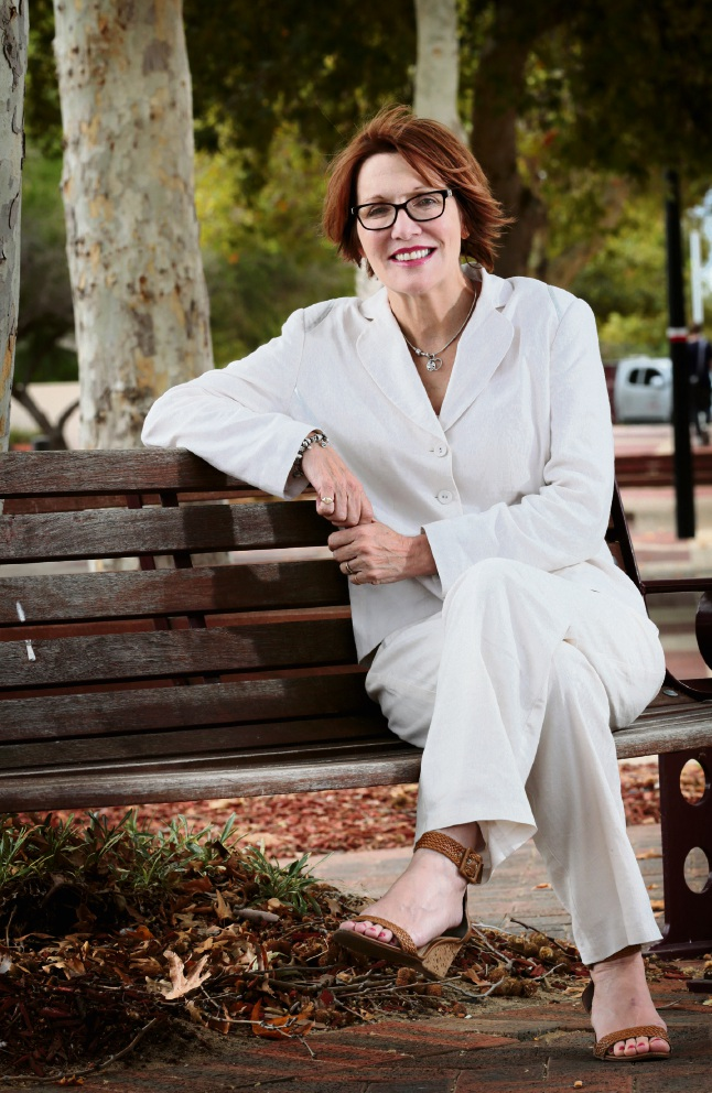 Michelle Dunlop is a Volunteer of the Year Awards nominee. Picture: David Baylis        www.communitypix.com.au   d468231