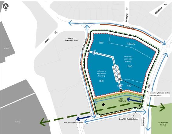Plans for development of former Atlantis Marine Park