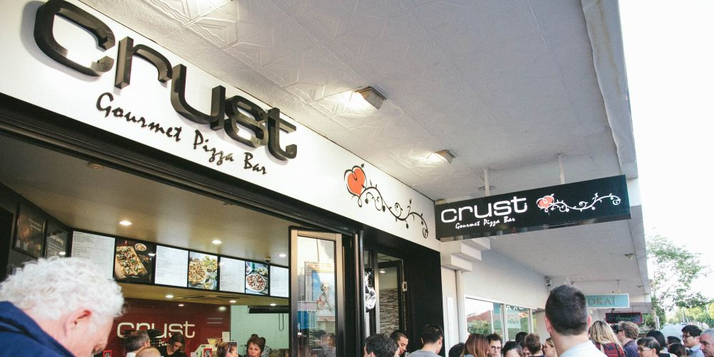 Crust Mt Lawley celebrates five years by giving back to community