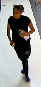 Midland police on hunt for wallet thief