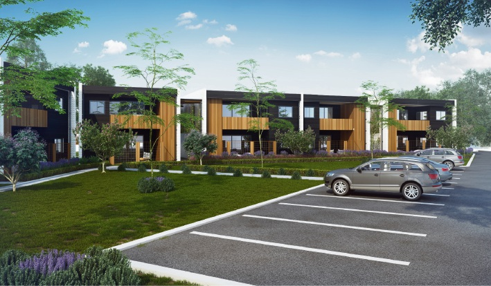 The Bird Apartments project launched in Dunsborough